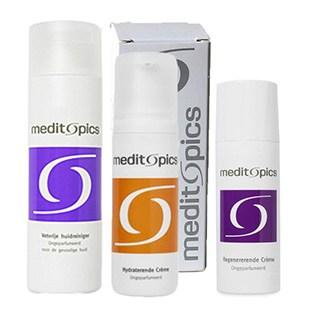 Meditopics: Gevoelige huid behandeling